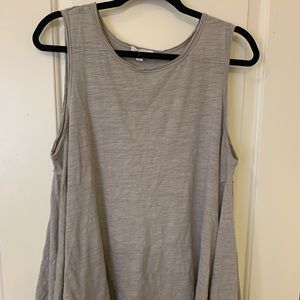 NWT swing style boutique tank top